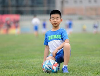 One of our student selected for academy football match